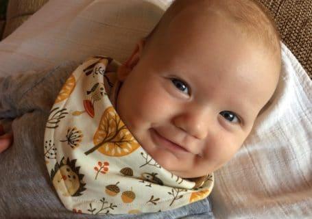 Két hónapos kistökös