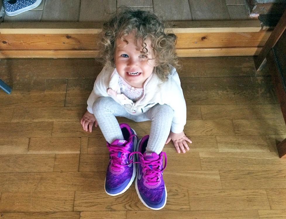 A cipő fontos