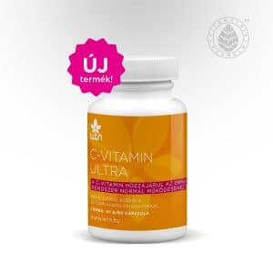 A képen a Wise Tree Naturals C-vitamin ultra készítménye látható.