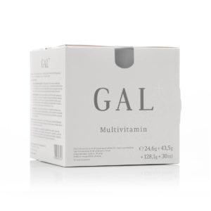 A képen a GAL mutivitamin Plus készítménye látható.