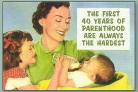 NyomjadAnya - Miért nehezebb nekünk (vagy nem), mint nagyanyáinknak?