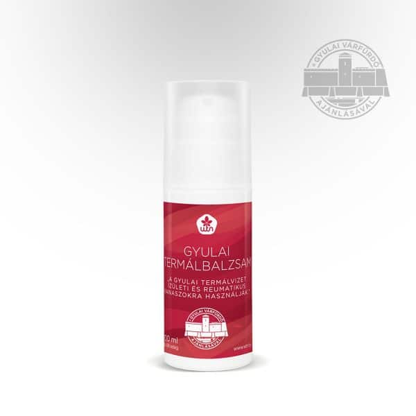 Wise Tree Naturals - Gyulai termalbalzsam 100ml - NyomjadAnya Webshop